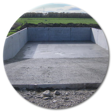 Silage Pit Floors