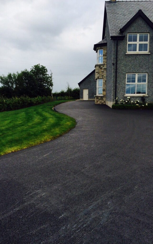 Driveways contractors Ireland