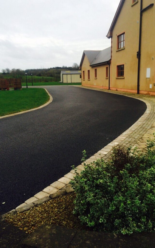 Driveways contractors Northern Ireland