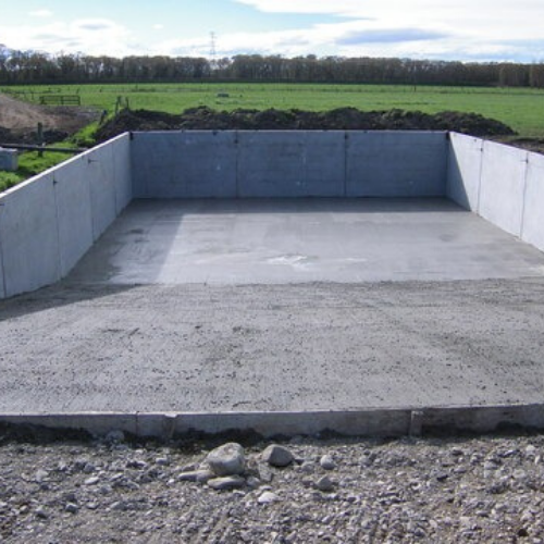 Silage Pit Floors surfacing contractor Ireland