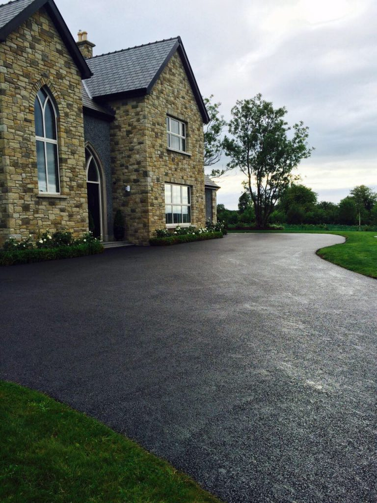 new driveways Monaghan Town