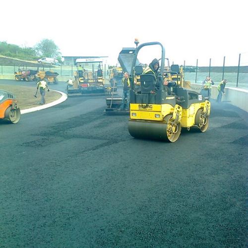 paving contractor Ireland